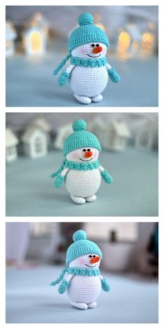Knit Or Crochet, Crochet Crafts, Crochet Dolls, Crochet Projects, Free Crochet, Crochet Christmas Decorations, Christmas Crochet Patterns, Holiday Crochet, Crochet Amigurumi Free Patterns