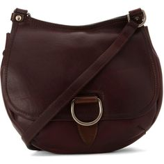 Frye Women's Amy Crossbody (108.720 HUF) ❤ liked on Polyvore featuring bags, handbags, shoulder bags, burgundy, shoulder handbags, handbags crossbody, leather cross body purse, red leather purse and red leather shoulder bag
