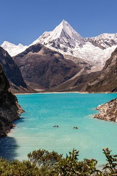 If you are ever in Peru, you must visit Laguna Paron in the Cordillera Blanca, it is, quite simply, one of the most beautiful places I've ever been...