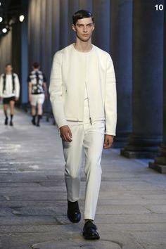 Minimalist Chic Neil Barrett Spring 2014 | MAXMAYO Malaysia Menswear Fashion Blogger Blog