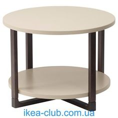IKEA - RISSNA, Side table, Separate shelf for magazines, etc. helps you keep your things organised and the table top clear.The table legs are made of solid wood, a hardwearing natural material. At Home Furniture Store, Modern Home Furniture, Affordable Furniture, Living Room Furniture, Table Furniture, Ikea Side Table, Side Coffee Table, Wooden Side Table, Side Tables
