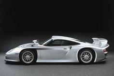 Porsche 911 GT1 (1996) #porsche #supercars