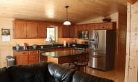Maple Kitchen in Frontier