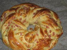 Sweet Home: Suussulav singi-juustu kringel.