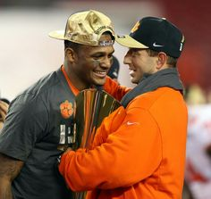 National champions clemson tigers