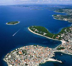Primošten, Dalmatian coast, Croatia