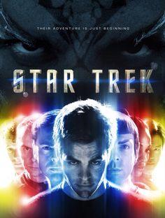 Star Trek (2009) - Ten years from now, it'll go down as one of the best blockbuster films made based on the original TV series. #StarTrek #Trekkie #LiveLongAndProsper