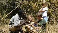 Zambia family holiday