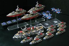French Fleet Dystopian Wars