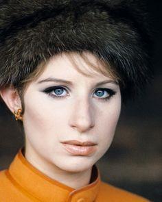 """Barbra Streisand in """"Funny Girl""""  Loved that movie! <3"""