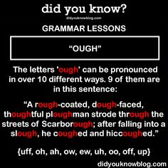 In other words… Last week's Didyouknow Grammar Lesson: A lot vs. Alot vs. Allot Source