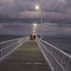 #point_lonsdale #point_lonsdale_pier #bellarine #victoria #canon #pier #bellarinepeninsula #bellarine #victoria #canon #canon700d #visitgeelong #visitaustralia #visitgeelongbellarine #visitthebellarine #nightlightsarethebest #nightphotography #nightlights by australian__made http://ift.tt/1JO3Y6G