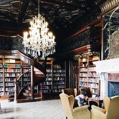 Galería de La belleza de las bibliotecas del mundo bajo el lente de Olivier Saboya - 28