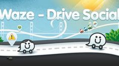 Waze Social Navigation...it's free and amazing!
