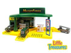 Military Forces Play set toy the perfect toy for your imaginative child *** Check out this great product.
