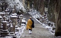 2014: Lone Monk, Koya-san