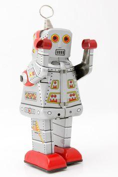 Fotobehang: Robot