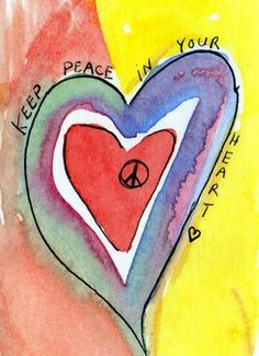peace in your heart ( Amen!) Love this Quote. Couldn't be Happier in my LIFE) Hippie Peace, Hippie Love, Hippie Style, Hippie Things, Peace On Earth, World Peace, Peace Love Happiness, Peace And Love, Peace Pole