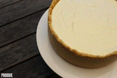3 ingredient no bake lemon cheesecake