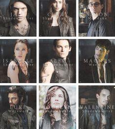 Mortal cast. ♥ #TMIMovie