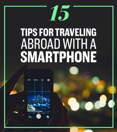 15 Phone Hacks Every Traveler Needs To Know