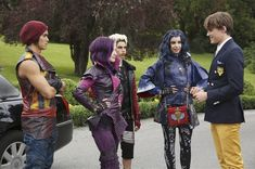 Disney's 'Descendants': Movie Review