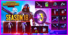 PUBG Mobile Season 18 - Launch Date, New Features, And Updates Business Articles, 18th, Product Launch, Dating, Seasons, Youtube, Outfit, Wall, Blog