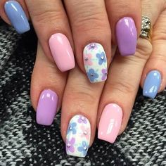 Pretty Nails - 32 Pretty Nails That Will Inspire You - Hashtag Nail Art