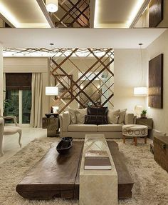 Un espectáculo de sala! Etiqueta a tus amigos. Y like si quieres Mas decoraciones asi ❤️ . . #casaguapa #decoracion #ideas #interiordesign #room #ideas #decor #decoração #house #homes #homesweethome #homedecor #homemade #homedesign #homestyle