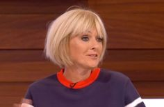 Flexible Jane Moore does the SPLITS on Loose Women as she shows off impressive skills - Mirror Online Short Bob Hairstyles, Cool Hairstyles, Short Hair Cuts, Short Hair Styles, Bob Styles, Hair Dos, My Hair, Gloria Hunniford, Jane Moore