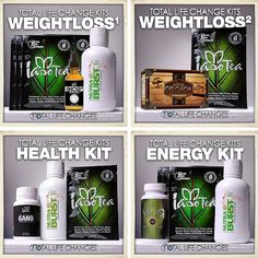 Total Life Changes Product Kits assist you with creating a lifestyle change to improve your health and all natural ways to regain control over your weight.