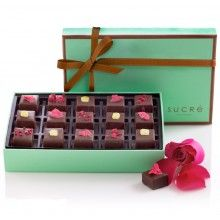 Mother's Day Chocolate Collection, 15 piece, from Sucre New Orleans