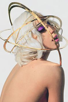I highly respect strong women who follow the beat of their own drum. GaGa's got it!