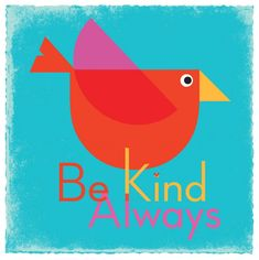 Be Kind Always 5 Reasons to be kind and the 21 day kindness challenge.