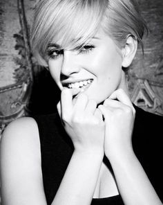 Pixie Lott (born Victoria Louise Lott on 12 January 1991 in London, England) is an English singer-songwriter and actress.