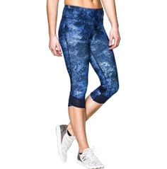 Under Armour Women's Fly-By Printed Running Capris | DICK'S Sporting Goods