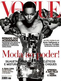 Vogue Portugal #77: Março de 2009