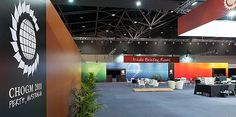 Exhibition Stands, Exhibition Booth, Colours