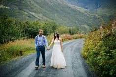 Elope To Alaska Gorgeous Fly In Elopement The Alaskan