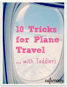 Don't board the plane without these tips!