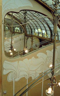 VICTOR HORTA MUSEUM, BRUSSELS BELGIUM