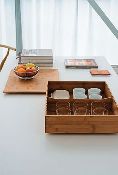 Fat tray - Tabletts AlessiAlessi