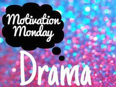 Motivation Mondays: Get Rid of Drama - YouTube