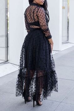 Sheer Dress, I Dress, Lace Dress, Casual Dresses, Fashion Dresses, See Through Dress, African Print Dresses, Shoes Wholesale, Wholesale Clothing