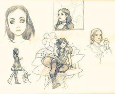 Joshua Middleton Online: sketches