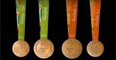 Quanto custa uma medalha de ouro – e por que as do Rio 2016 são diferentes