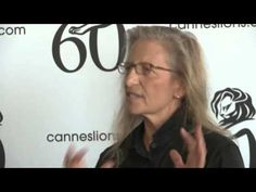 Annie Leibovitz on the future of photography - Cannes Lions 2013 video