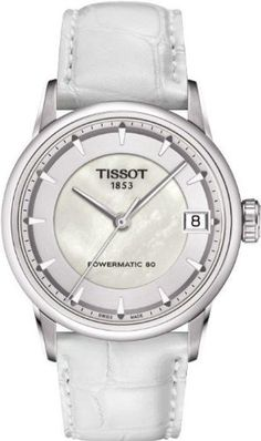 Tissot TClassic Luxury Automatic Ladies Watch T0862071611100 * Click image to review more details. (Note:Amazon affiliate link)