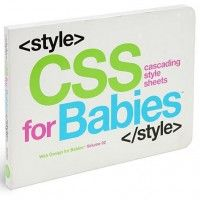 521. CSS for Babies Book