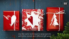DIY by Panduro: Creative gift wrapping